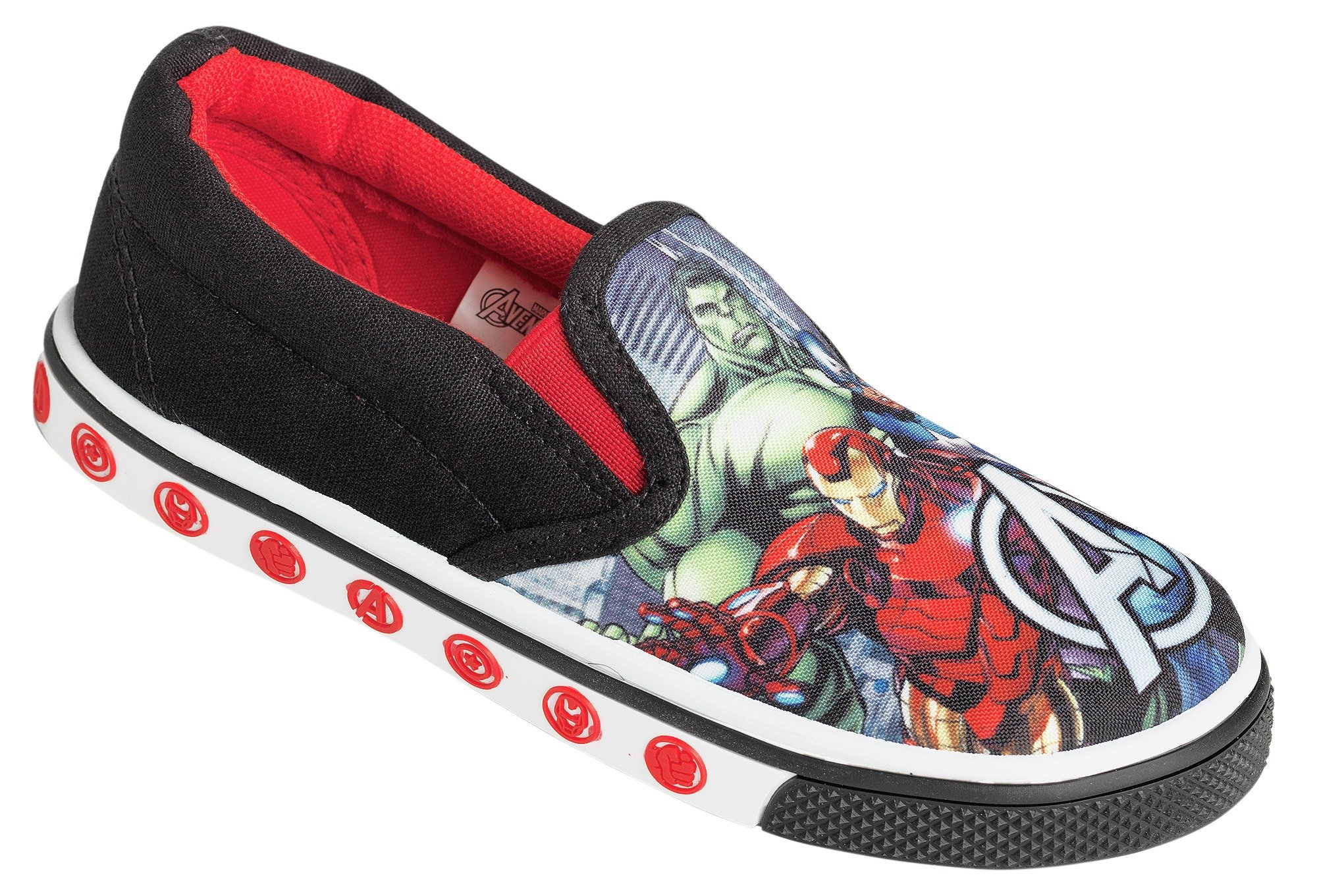 avengers-canvas-trainers-size-8