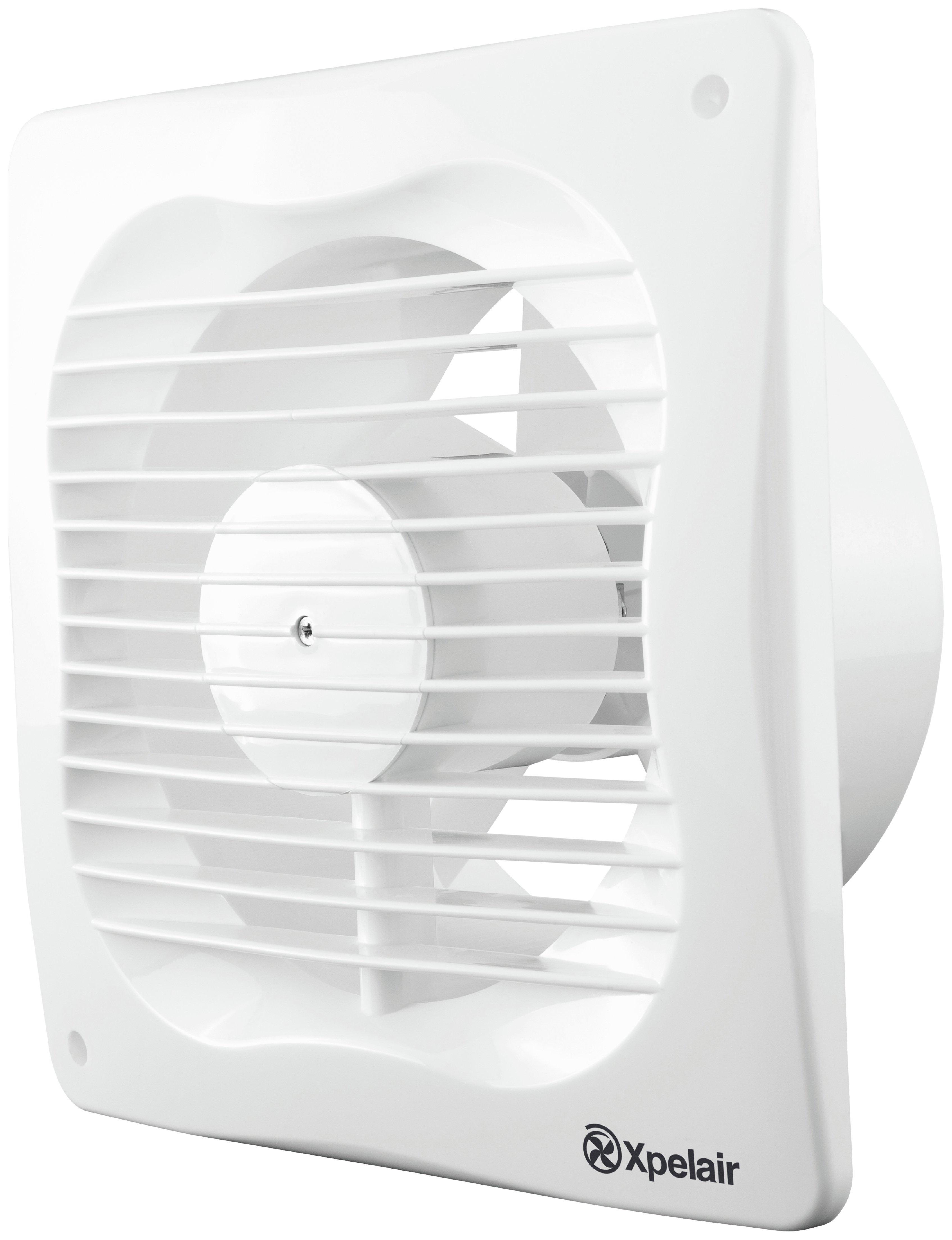 Xpelair VX100 Standard Bathroom Fan.