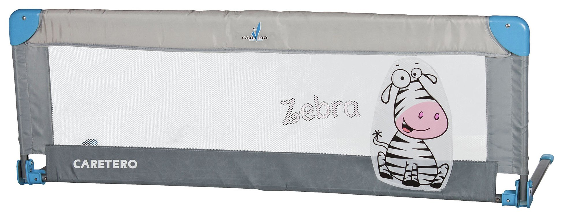 Image of Caretero Safari Bed Guard - Grey