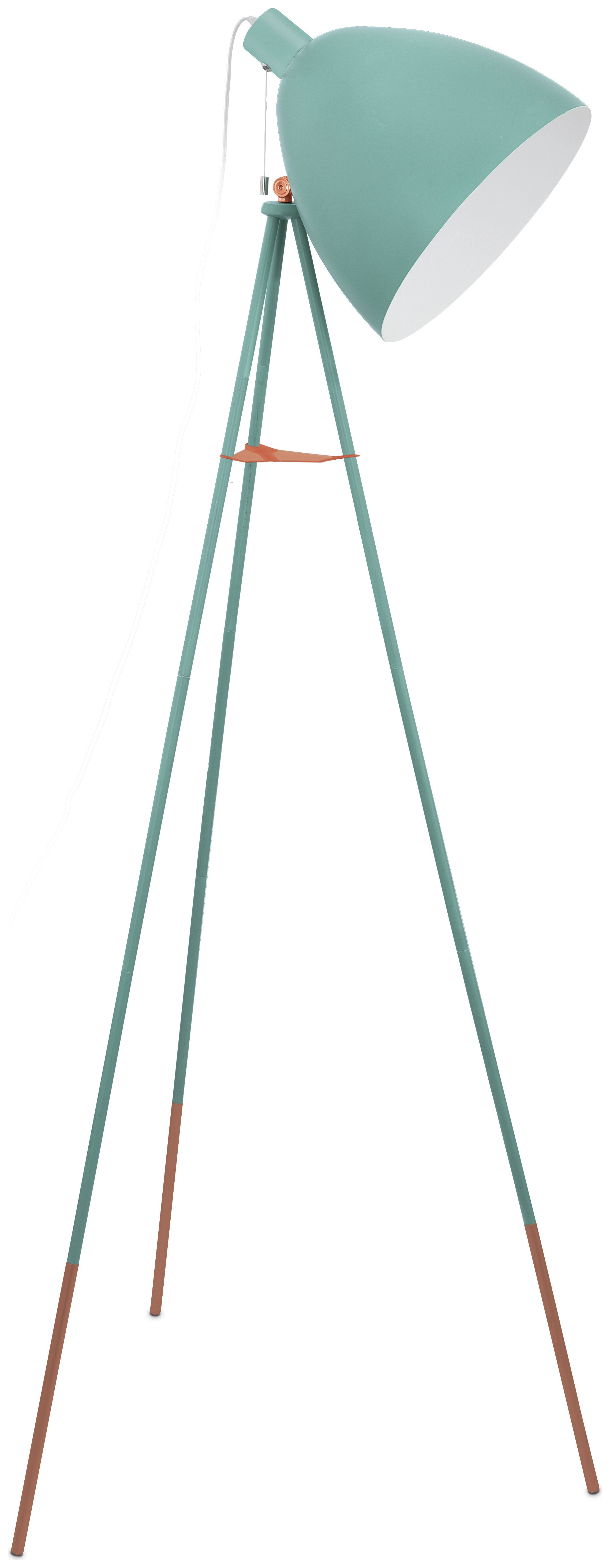 Eglo Carlton Vintage Floor Lamp - Mint
