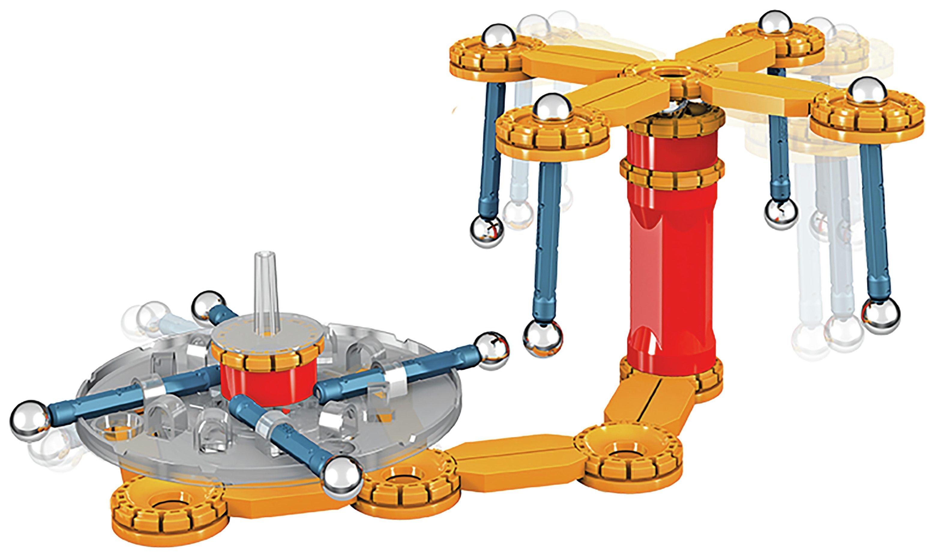 Image of Geomag Mechanics 78 Pieces.