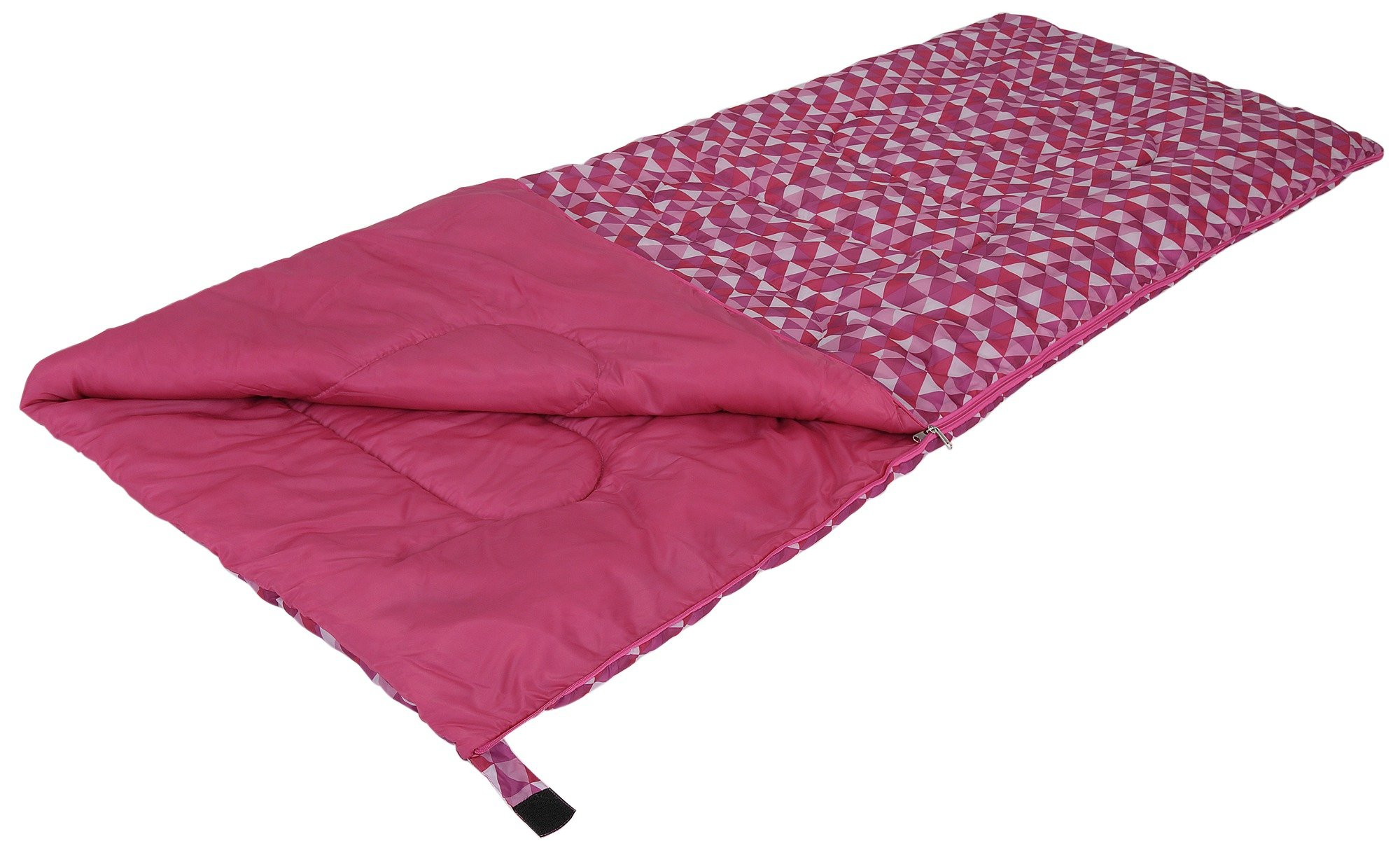 Proaction - Aztec 300GSM Sleeping Bag - Pink lowest price