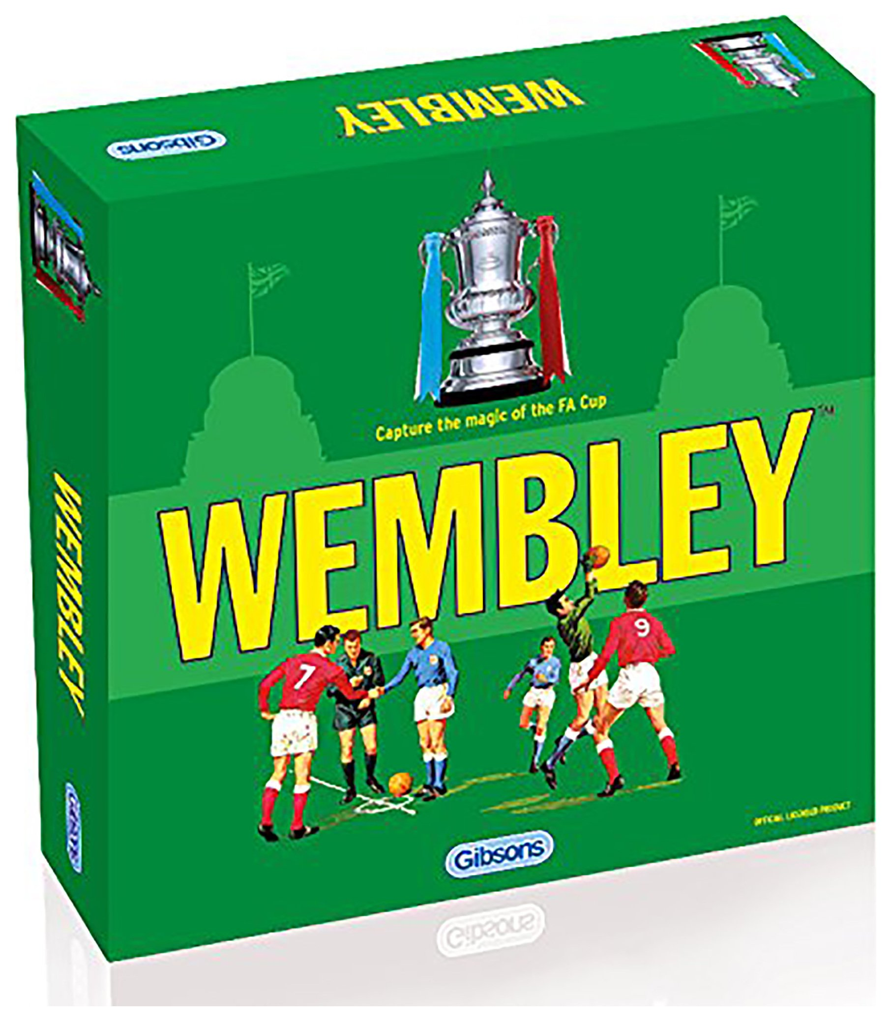 Image of Wembley Board Game.