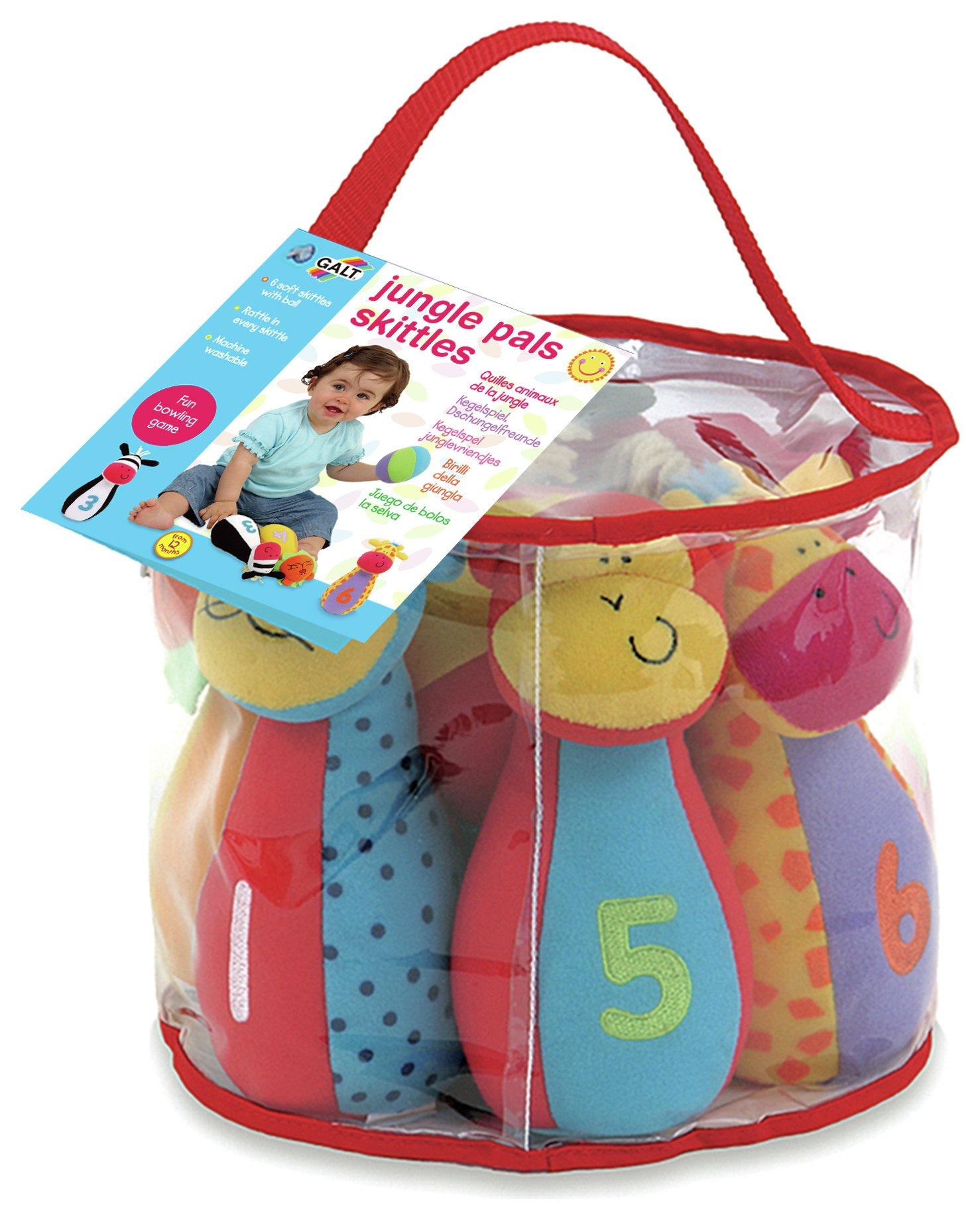 Image of Galt Toys - Jungle Pals Skittles