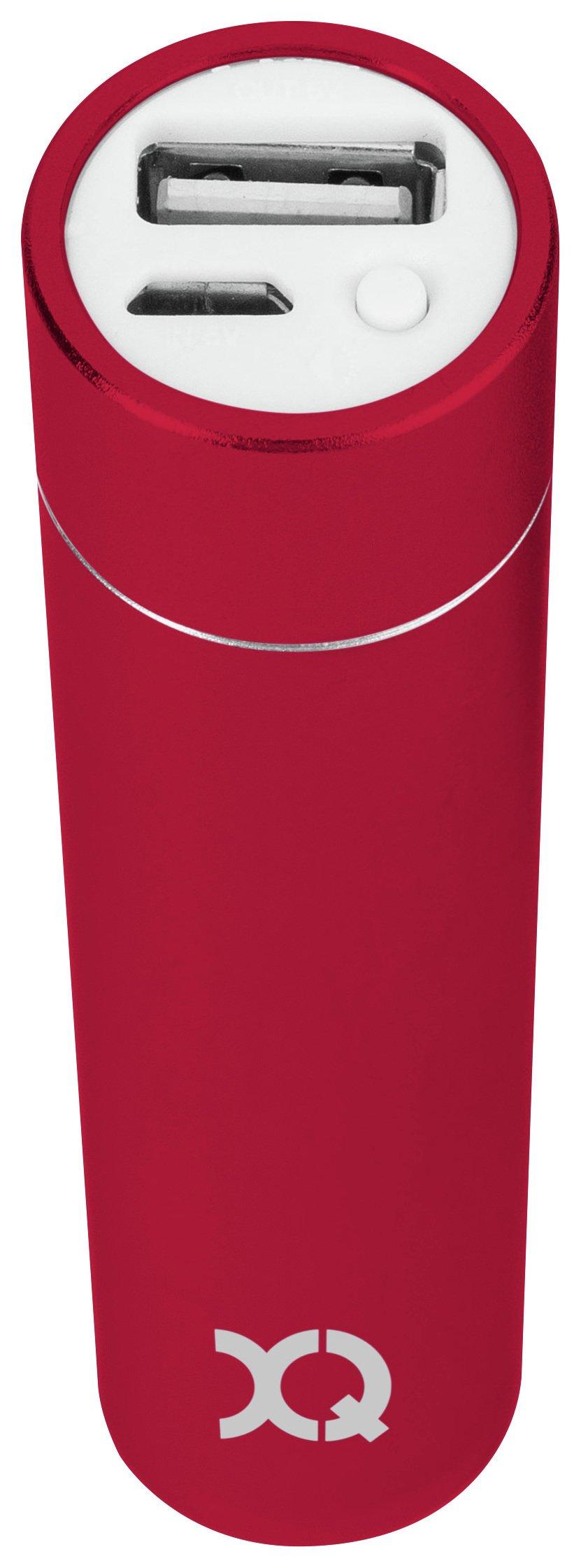 Xqisit Xqisit 2600mAh Power Bank - Red.