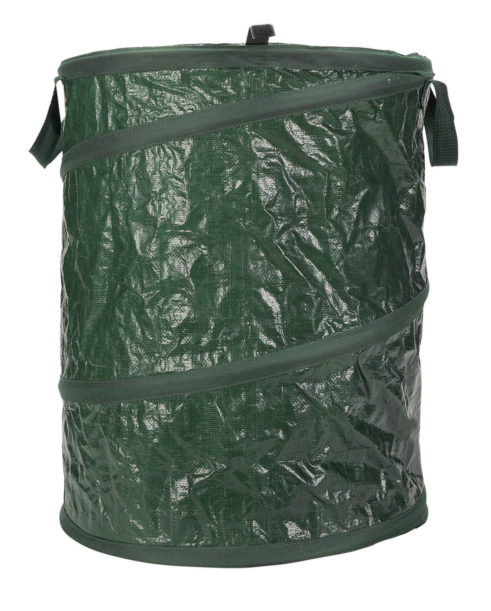 Image of Green Garden Tidy Pop Up Waste Bin