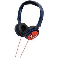 Marvel Spider-Man Kids On Ear Headphones.