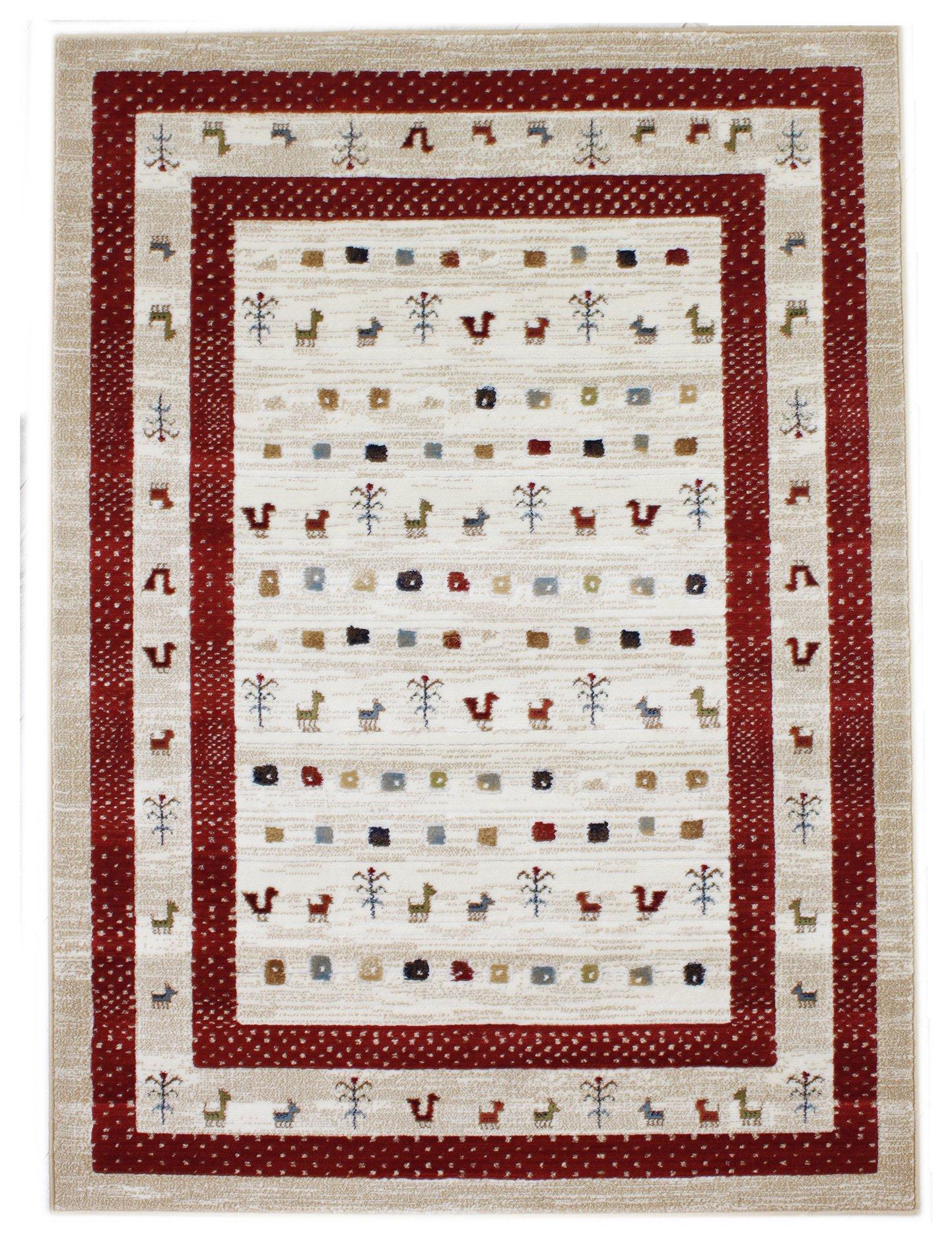 shalimar sahara rug 120x170cm multicoloured. Black Bedroom Furniture Sets. Home Design Ideas