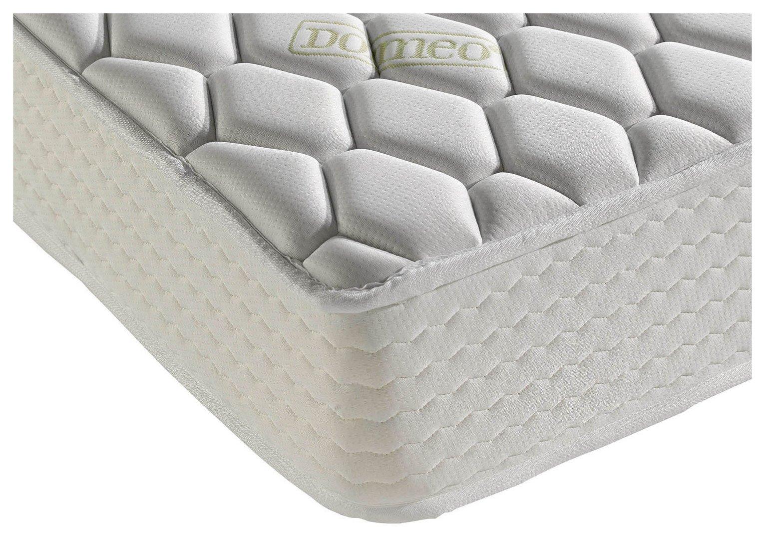 Dormeo Aloe Deluxe Memory Foam Mattress - Superking