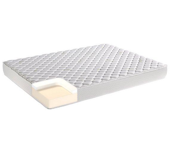 Buy Dormeo Aloe Deluxe Memory Foam Mattress - Superking  6025fdd08f
