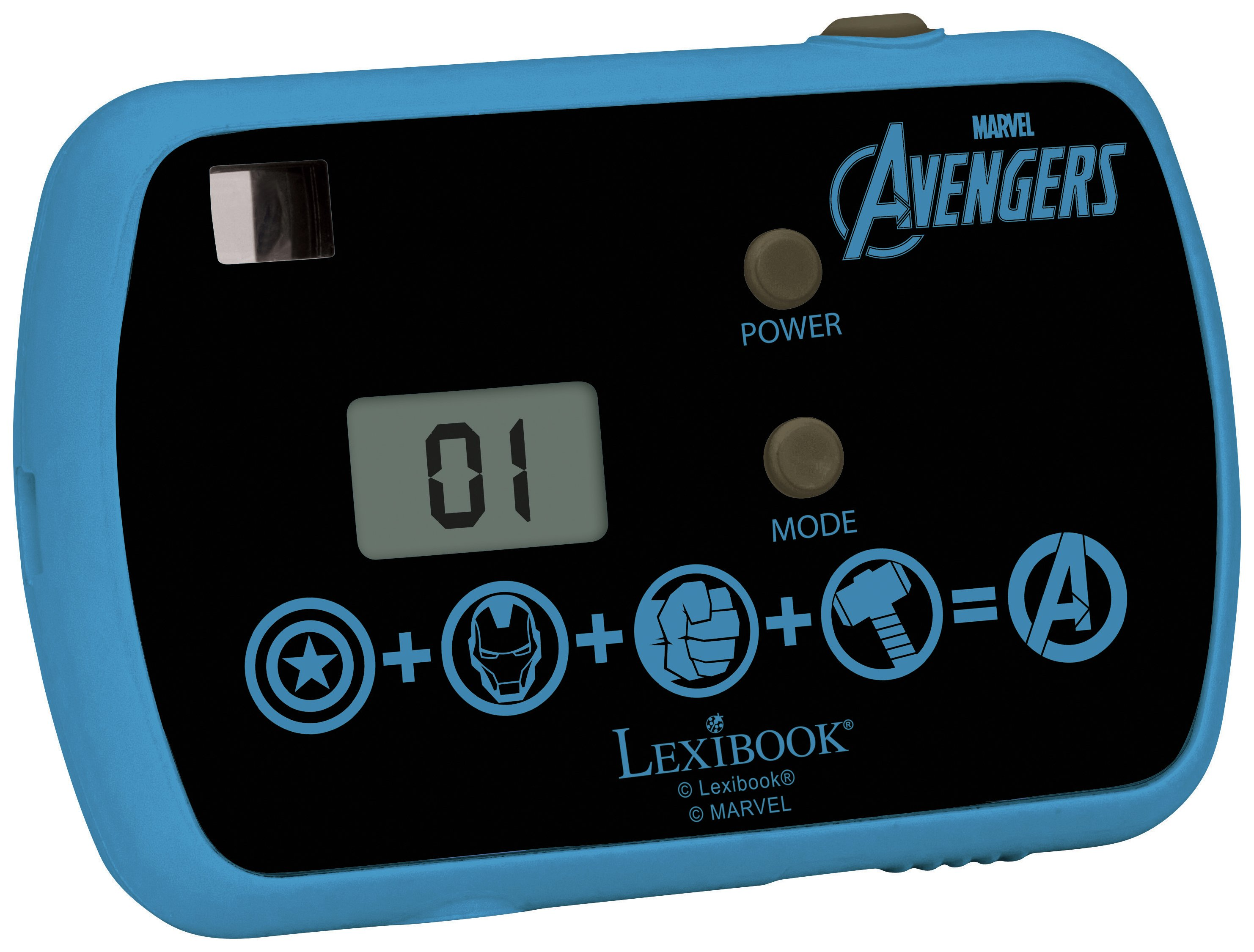 Avengers 1.3 MP Digital Camera.