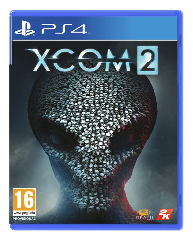 2K Games XCOM 2 - PS4 Game.