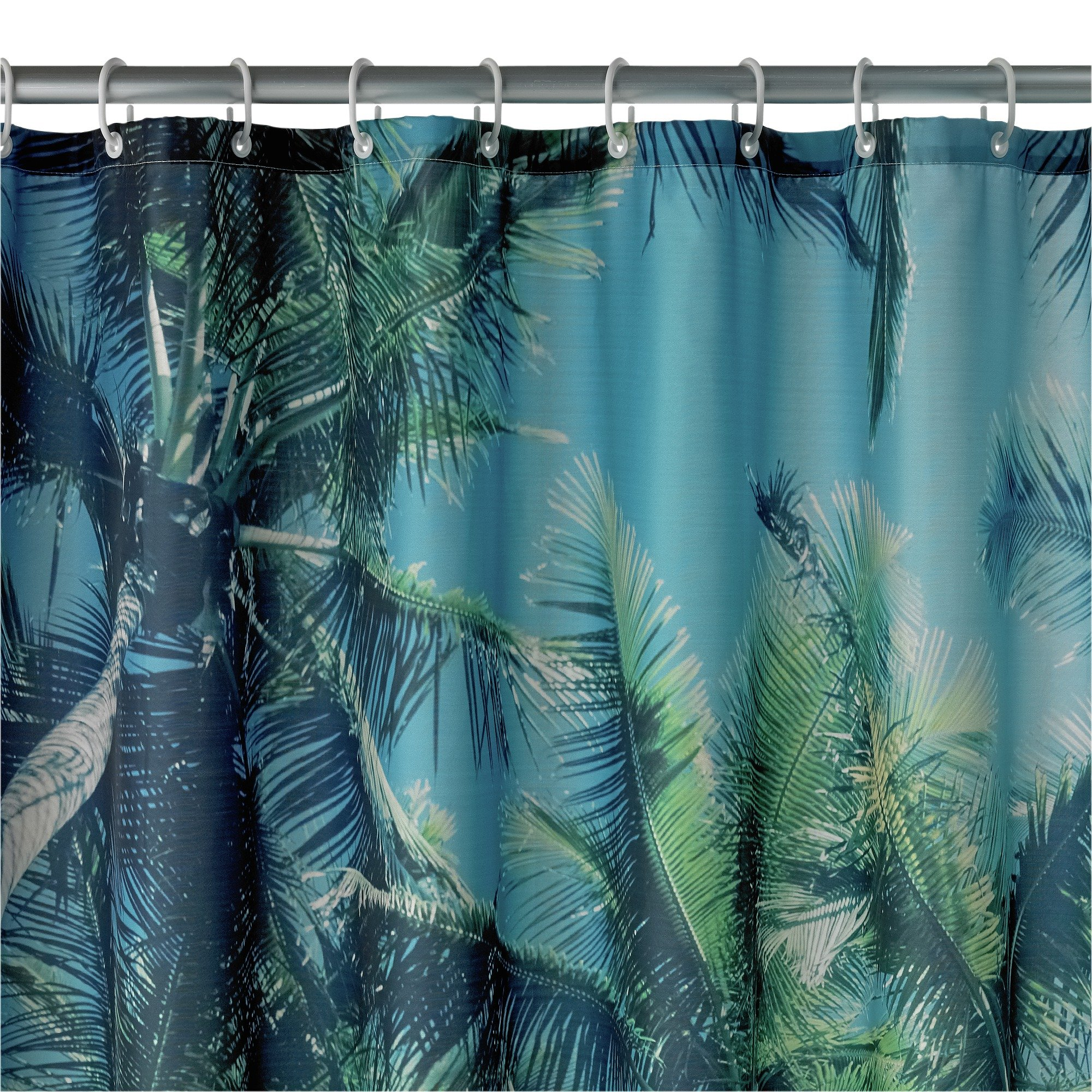 home-palm-trees-shower-curtain