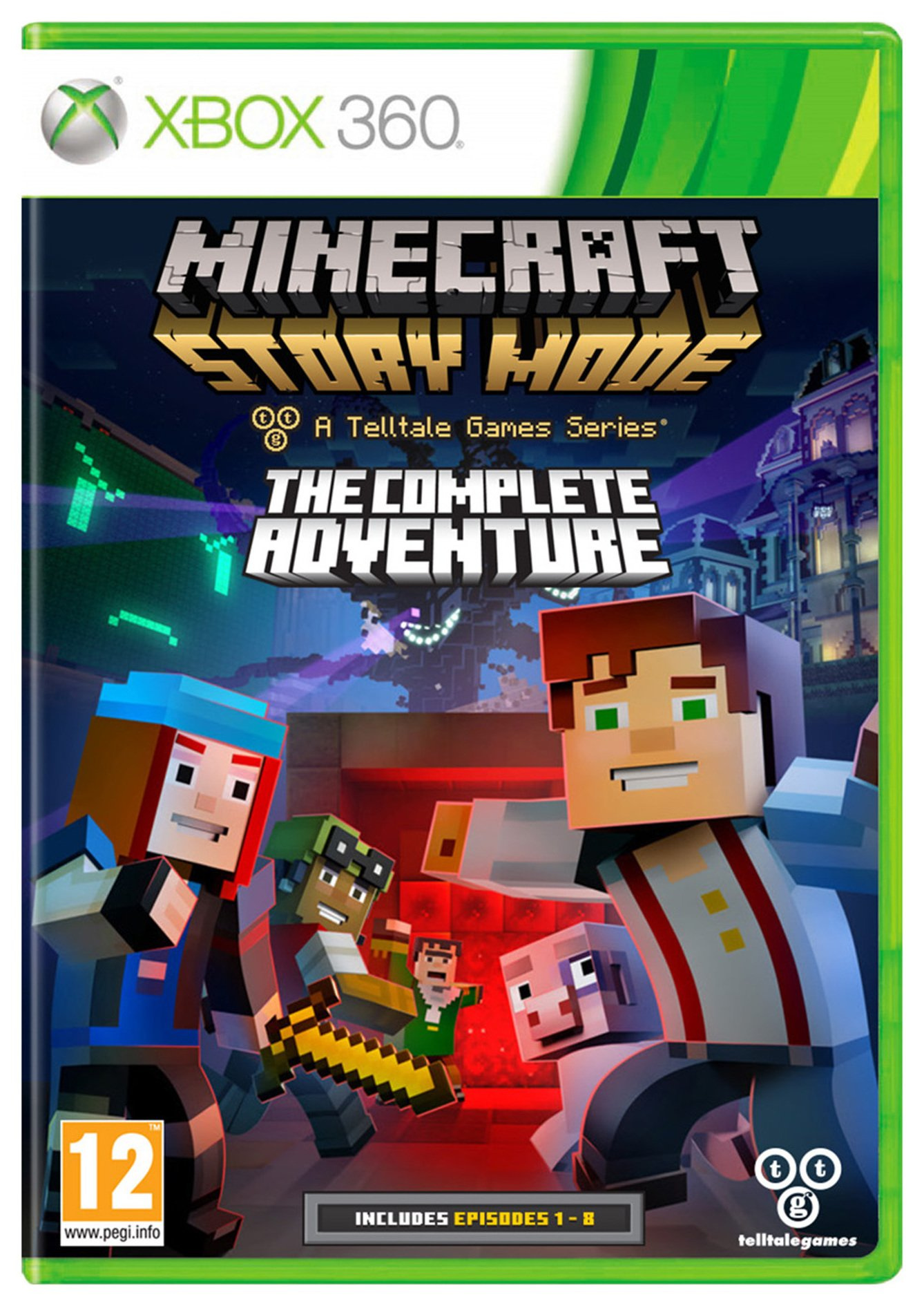 minecraft-story-mode-complete-collection-xbox-360-game