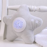 Little Chick - Twinkle Night - Light Soother - Grey