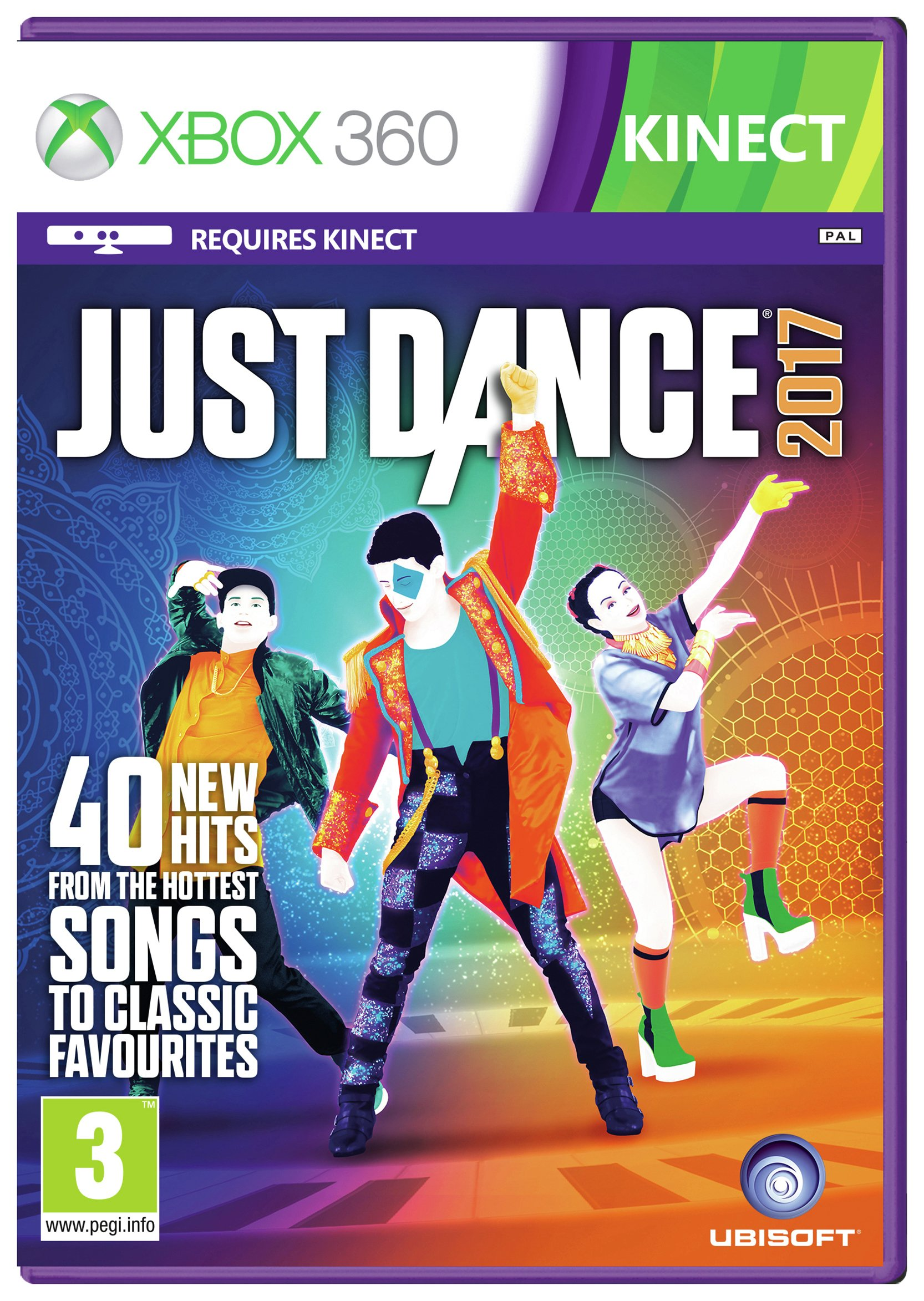 Just Dance 2017 - Xbox - 360 Game. lowest price