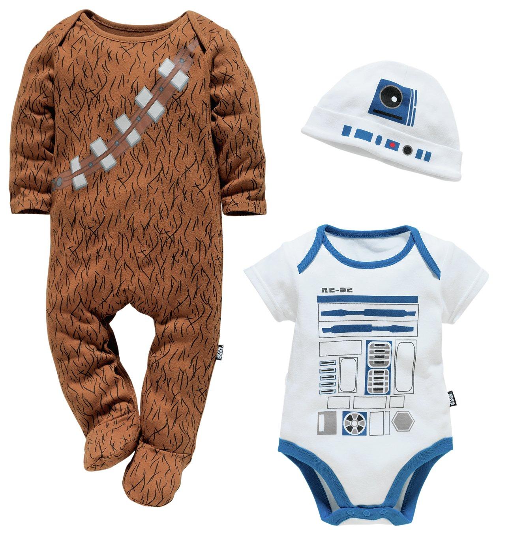 Image of Disney Star Wars Gift Set - 12-18 Months