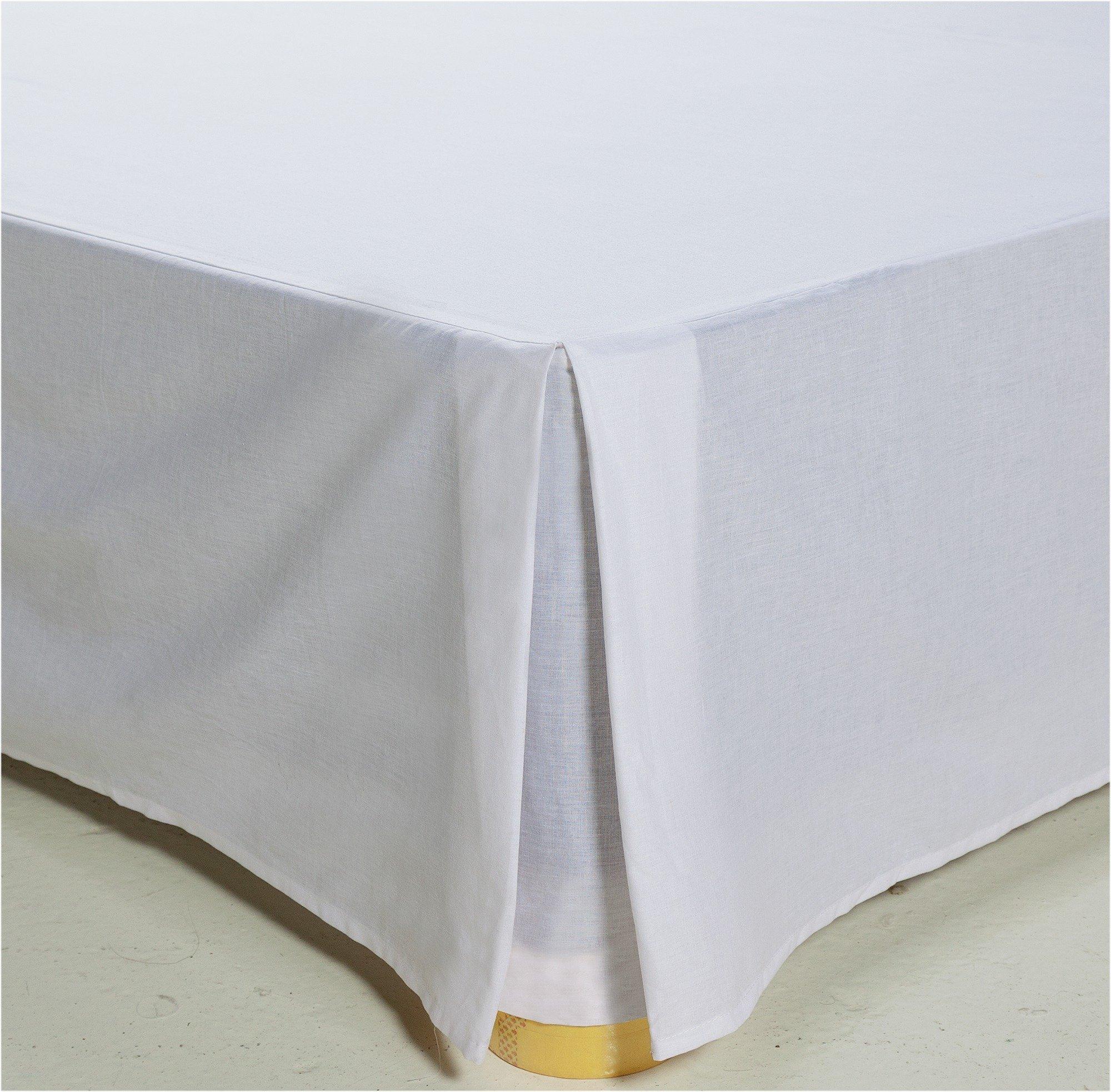 colourmatch super white valance  single