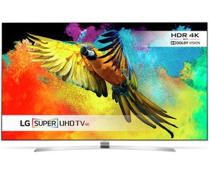 LG 55UH950V 55 Inch SMART 4K Super Ultra HD TV with HDR.
