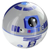 Star Wars R2D2 Portable Speaker - White.