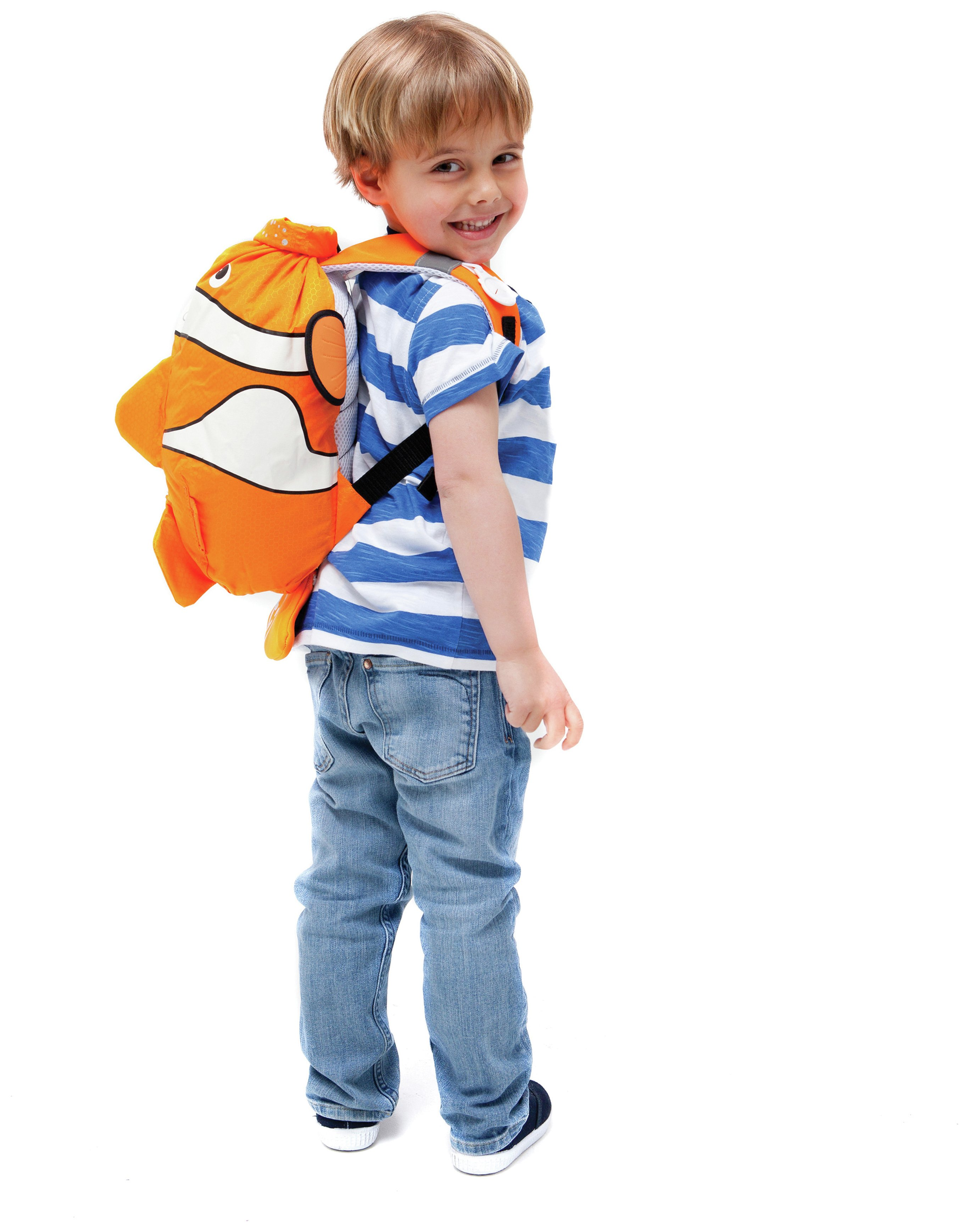 Image of Trunki - Chuckles the Clownfish Water Resistant PaddlePak