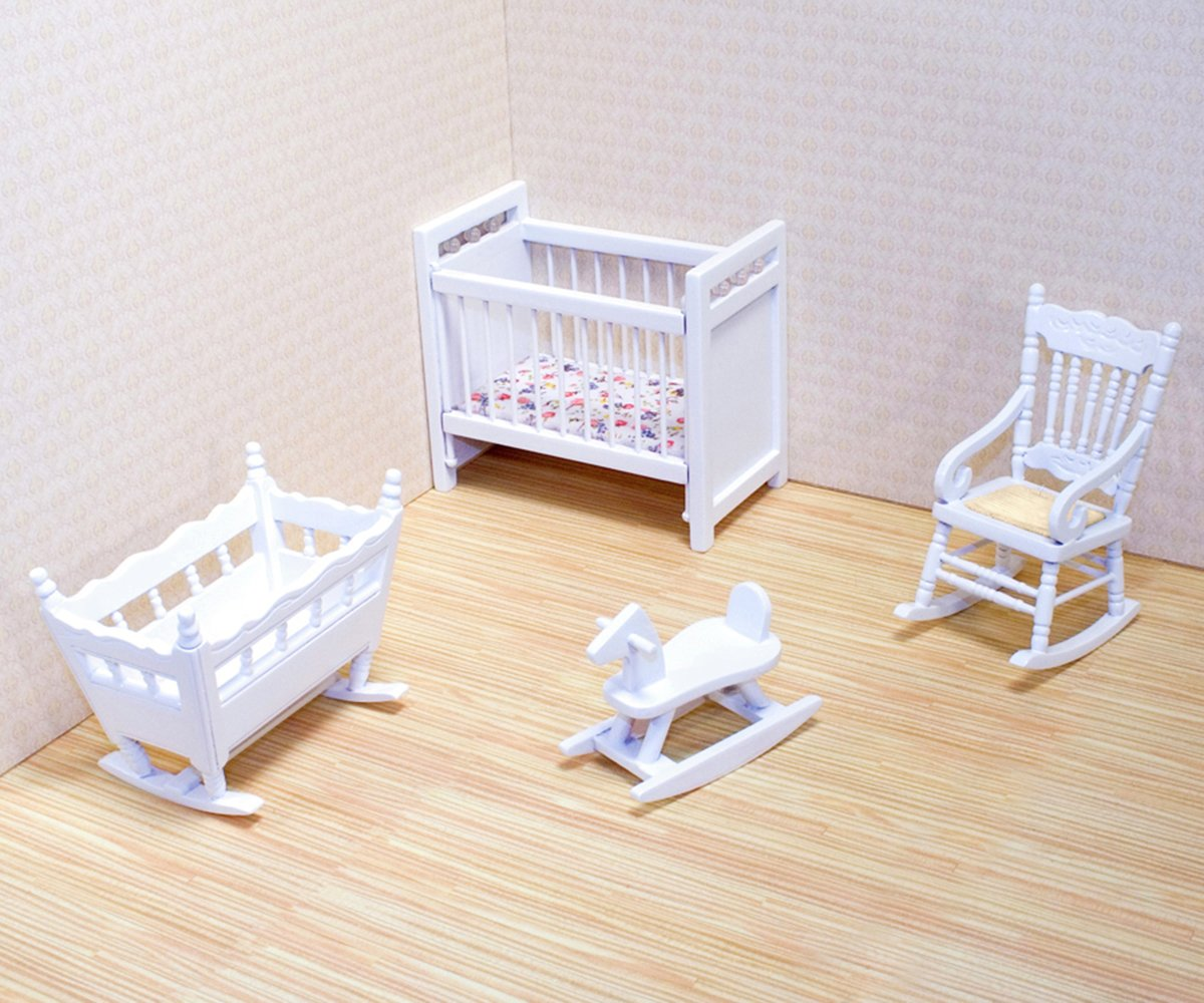 Image of Melissa and Doug - Nursery Furniture Set