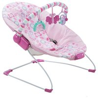 Chad Valley Friends Deluxe Bouncer - Pink