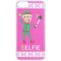 Flavr Ugly Xmas Sweater - Selfie Elfie Apple - iPhone - 7 Case