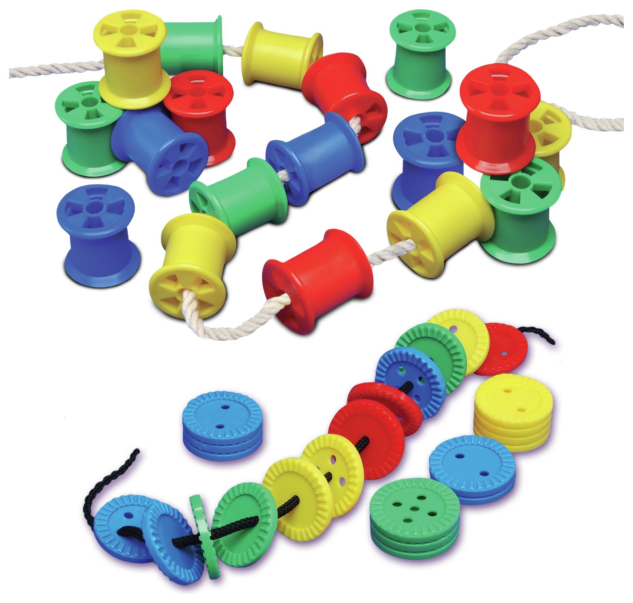Image of Cotton Reels Fun Buttons Bundle.