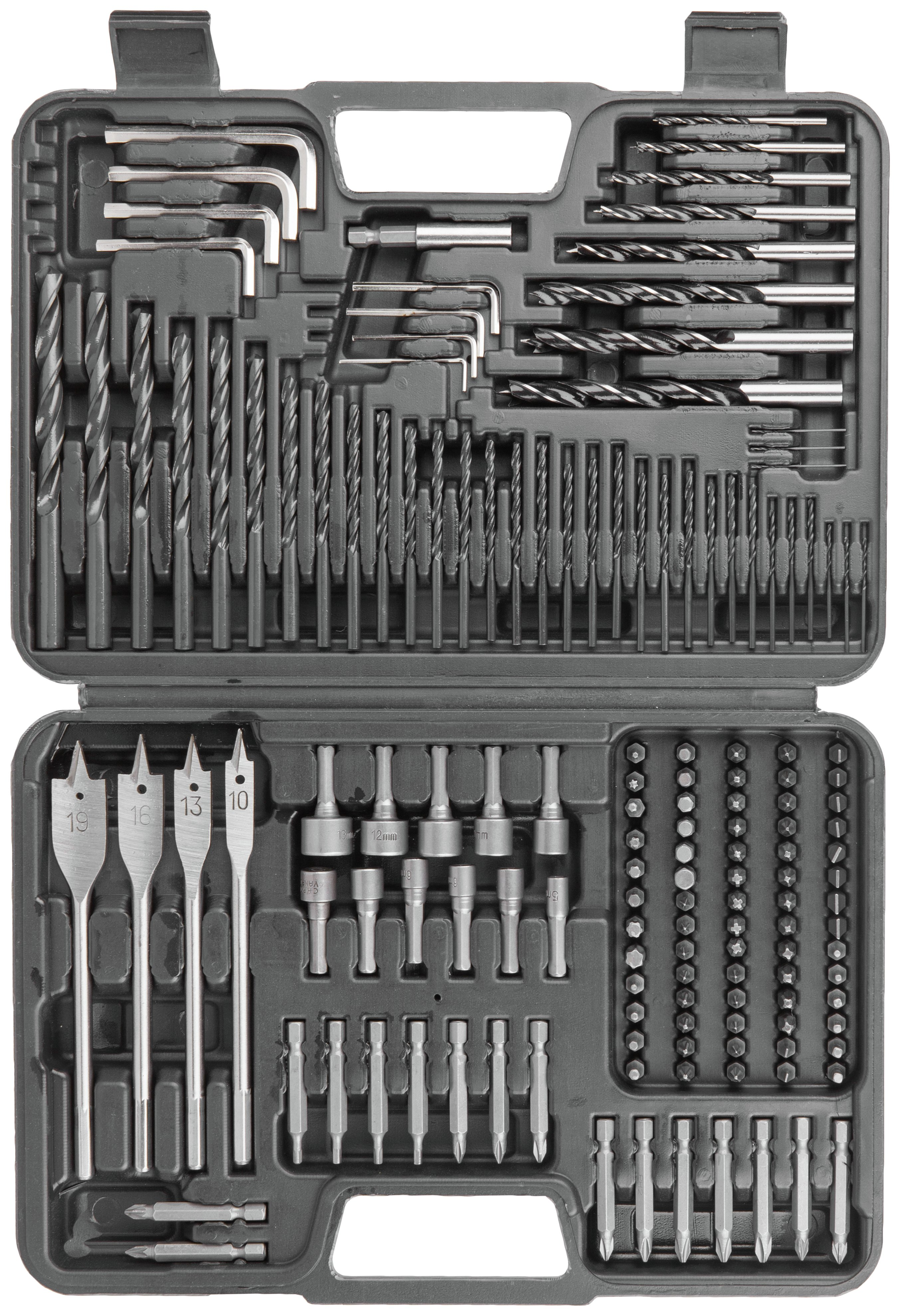 Guild 150 Piece Drill and Accessory Set