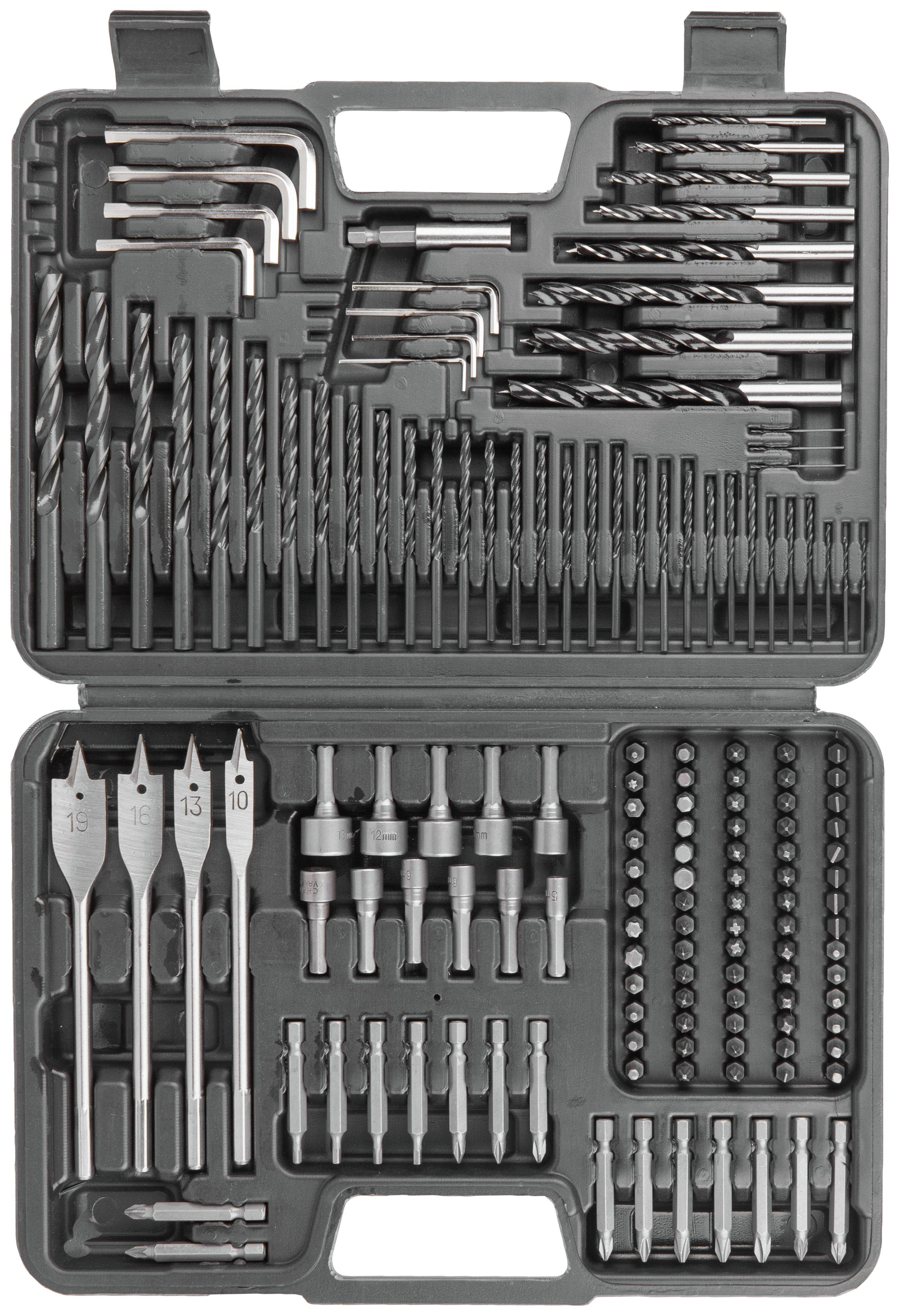 Image of Guild - 150 Piece Drill Bit Set