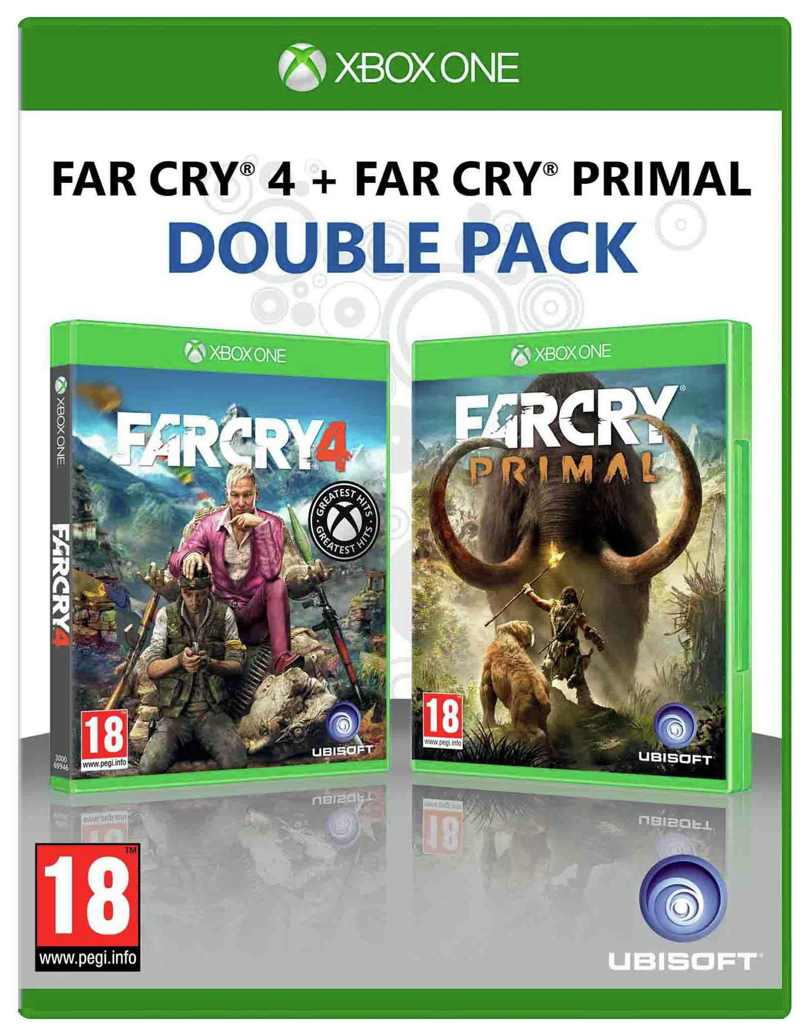Image of Far Cry - Primal and Far Cry 4 - Xbox - One Pre-Order Games.