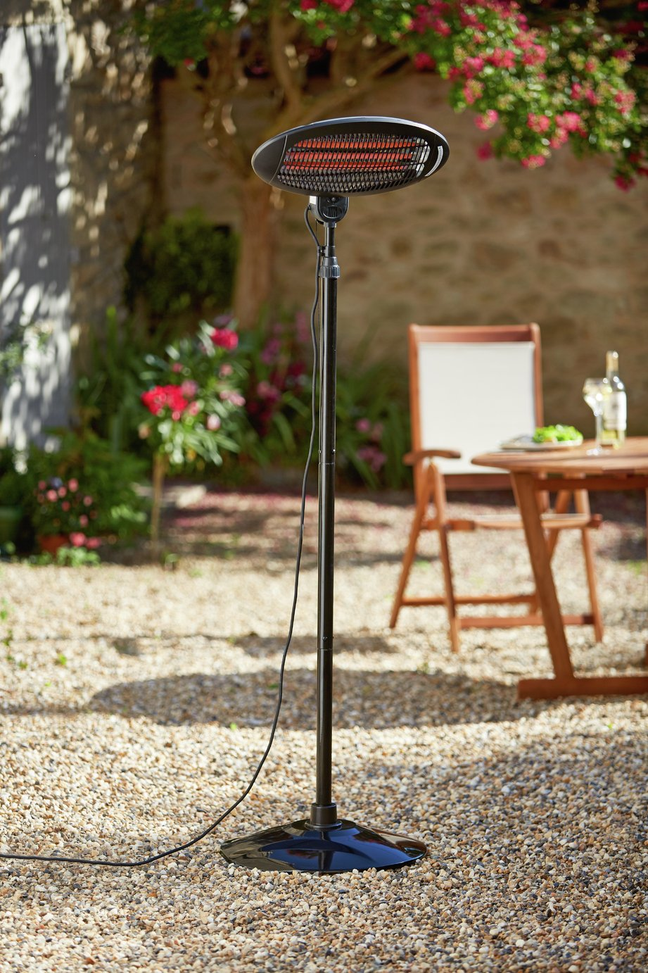 Click To Zoom  Electric Patio Heater