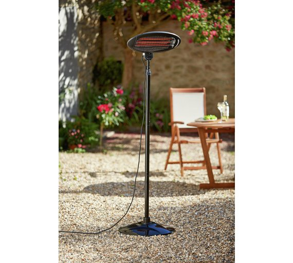 Buy Electric Patio Heater At Argos Co Uk Your Online Shop For