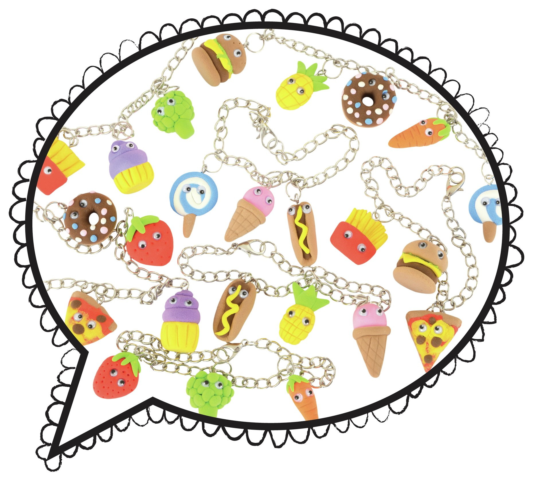 Image of Express Yourself - Munchie Charms