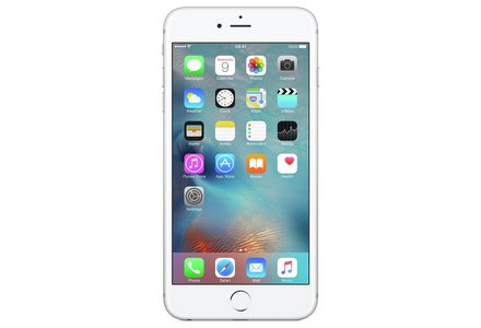 Sim Free Apple iPhone 6s Plus 32GB Mobile Phone - Silver
