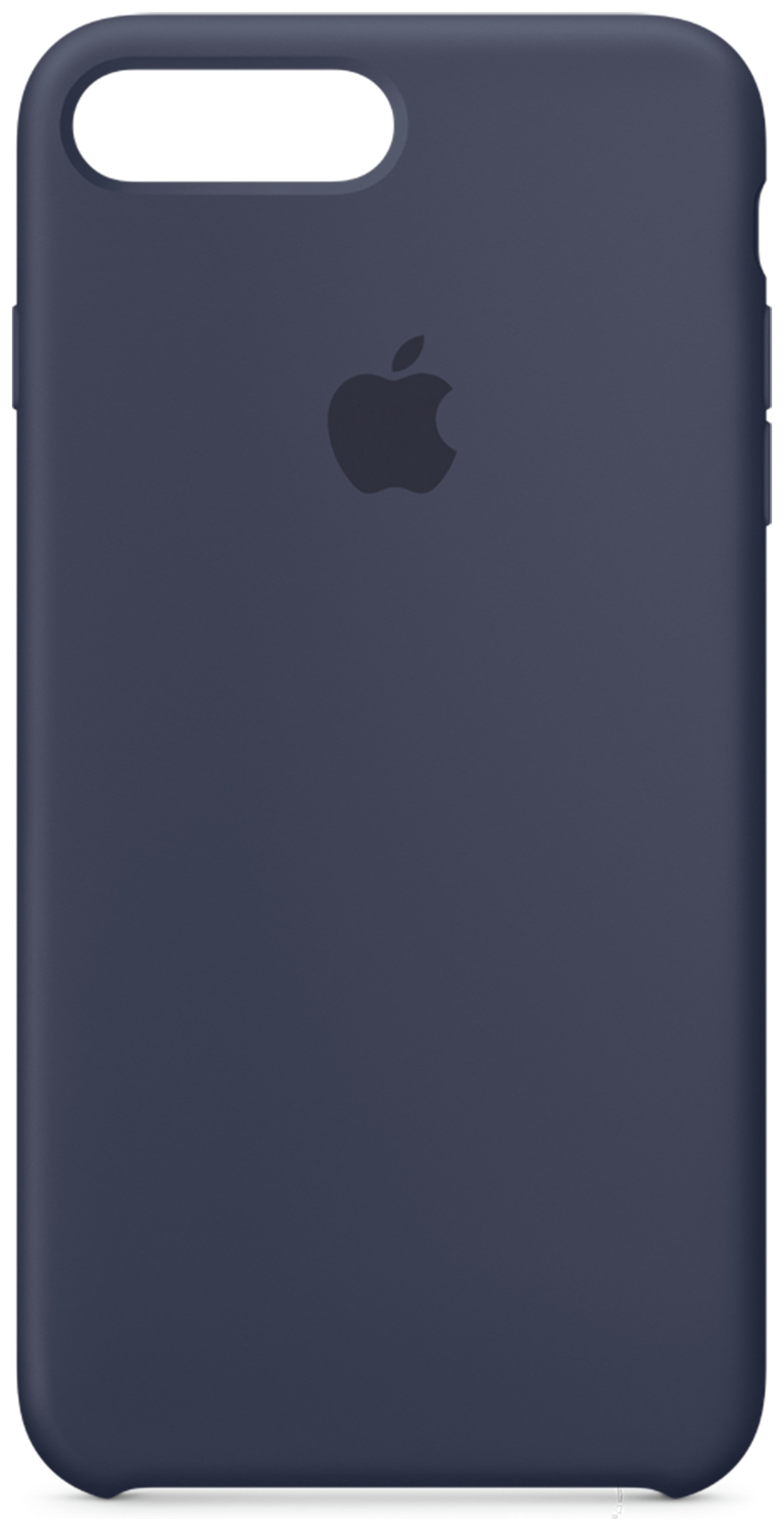 Image of Apple - for - iPhone - 7 Plus - Silicone - Case - Midnight Blue
