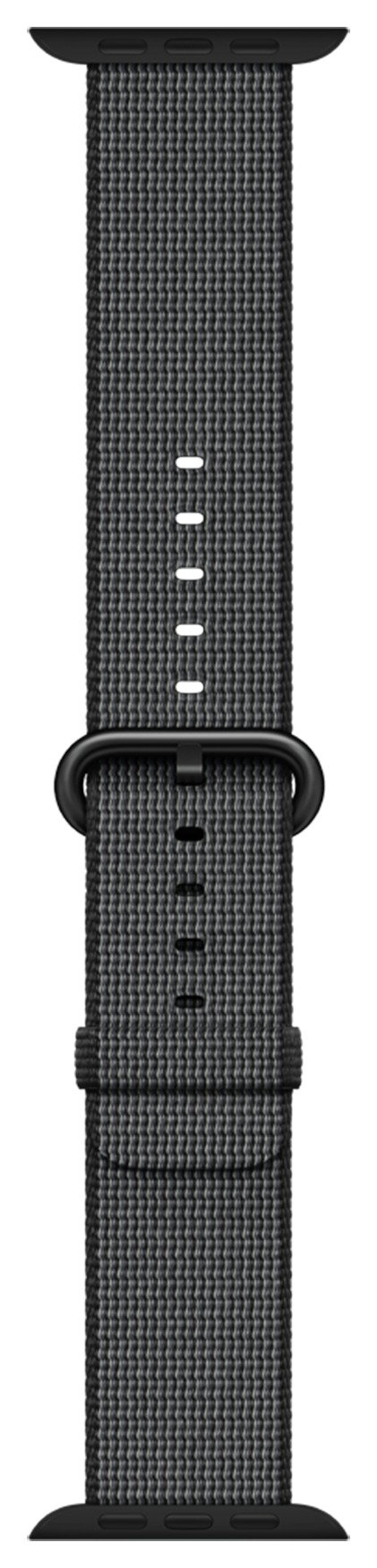 Apple Watch 42mm Black Woven Band cheapest retail price