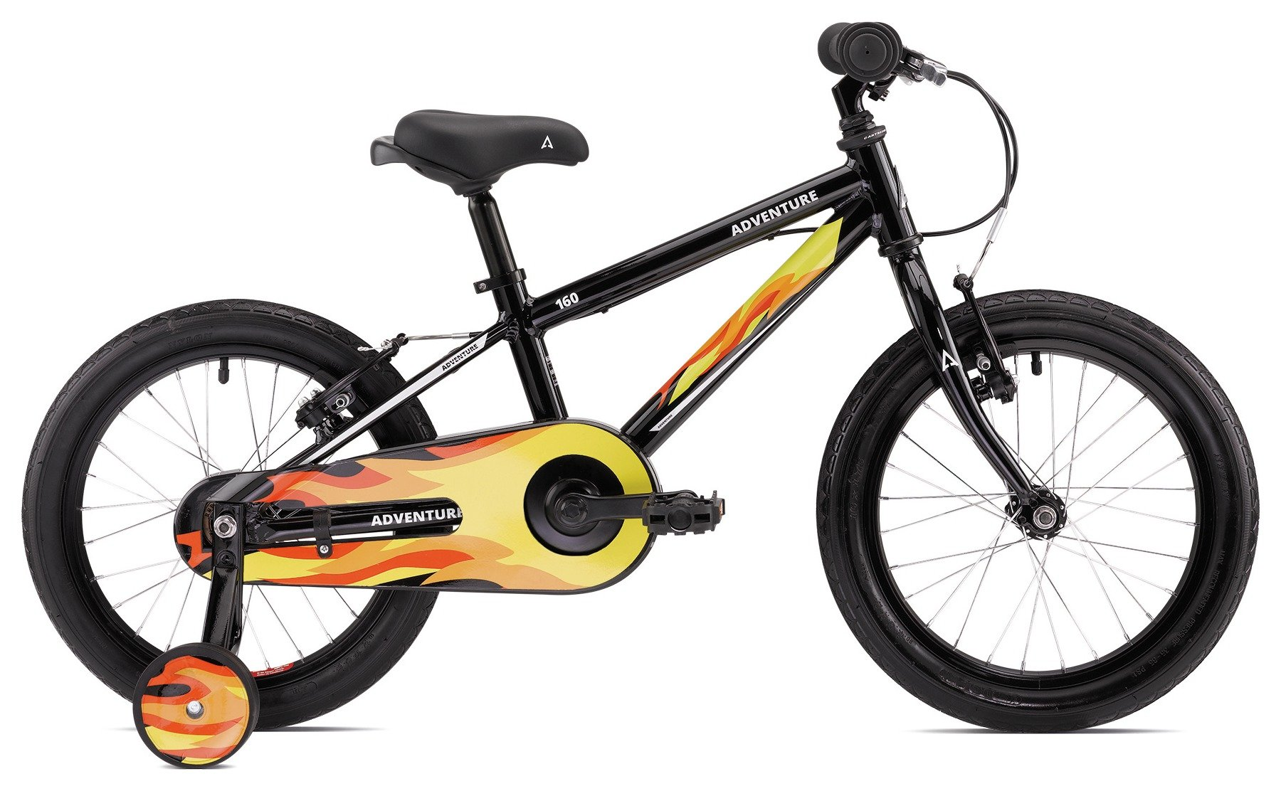 Adventure 160 Kids 16 Inch Junior Mountain Bike