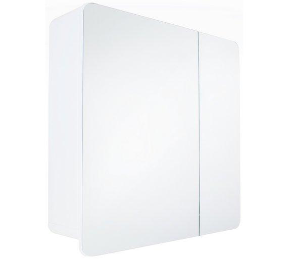 slim mirror mirrored ikea cabinet mounted p tall storage tallboy wall bathroom chestnut mirrors wood
