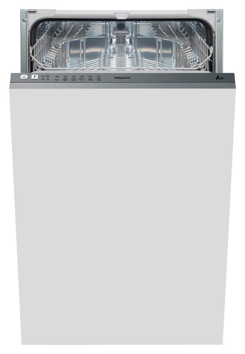 Hotpoint LSTB6M19 Slim Dishwasher - White.