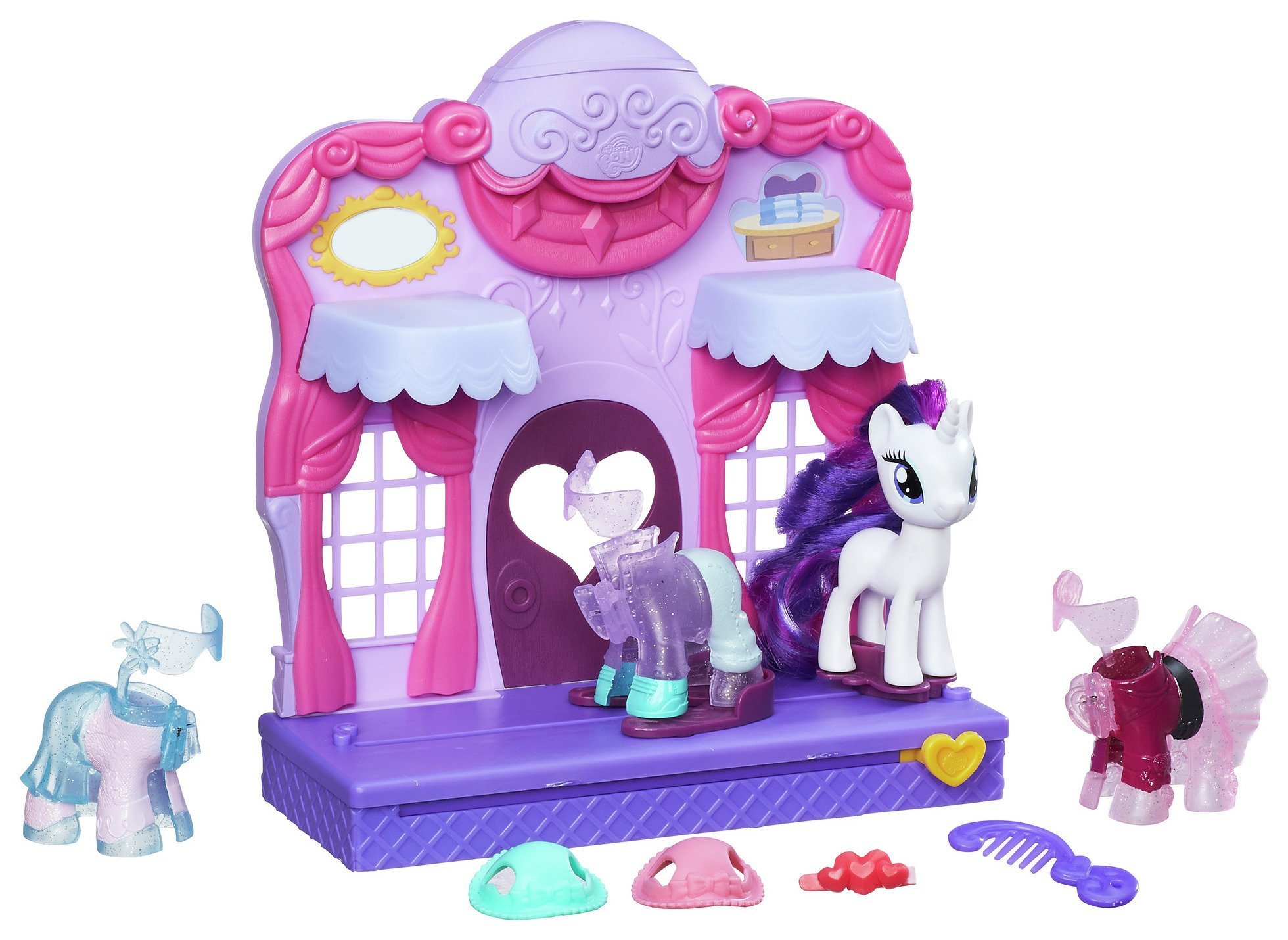 My Little Pony - Friendship is Magic Rarity Fashion Runway