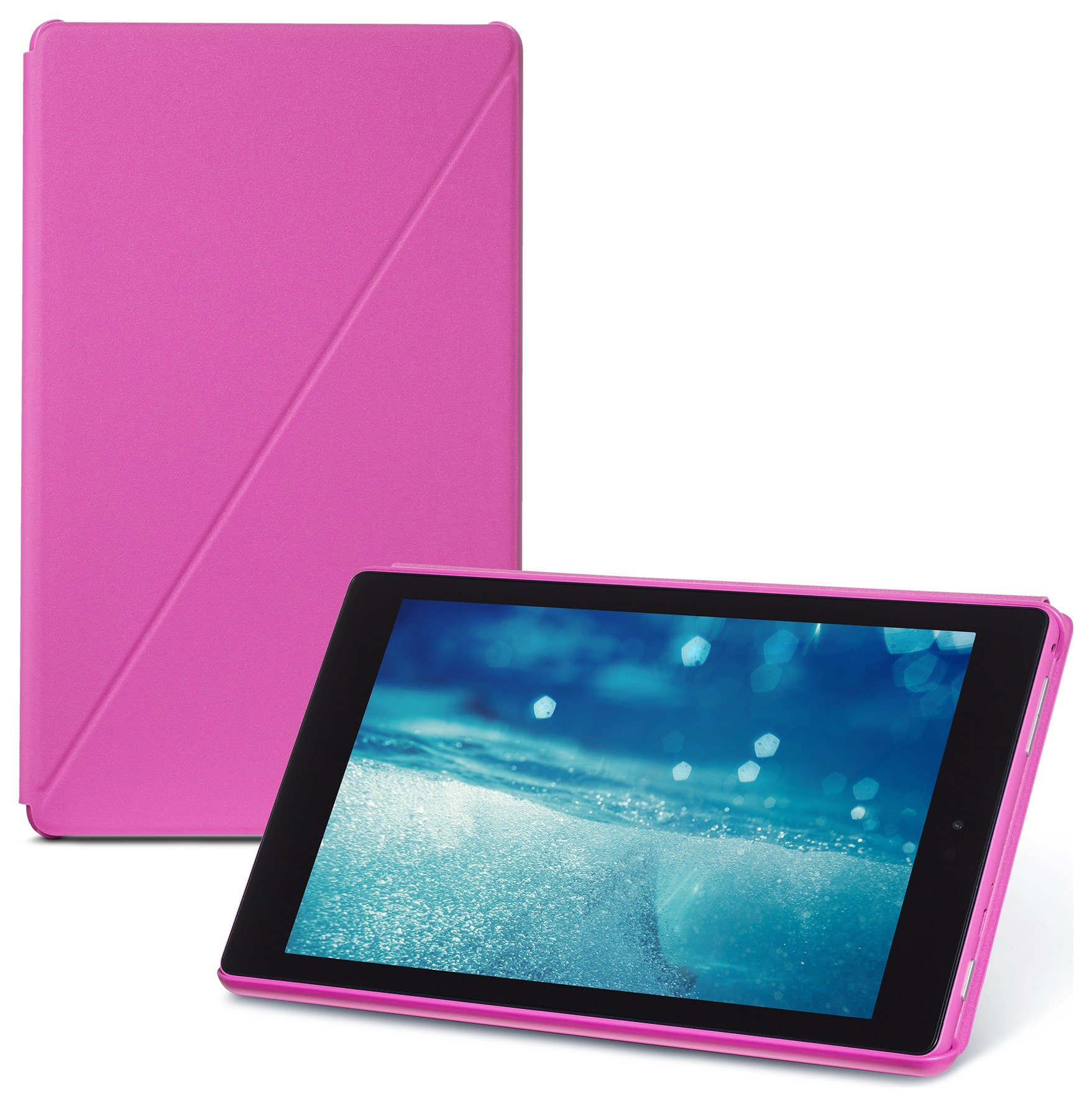 Image of Amazon Fire HD 8 Cover - Magenta Pink.