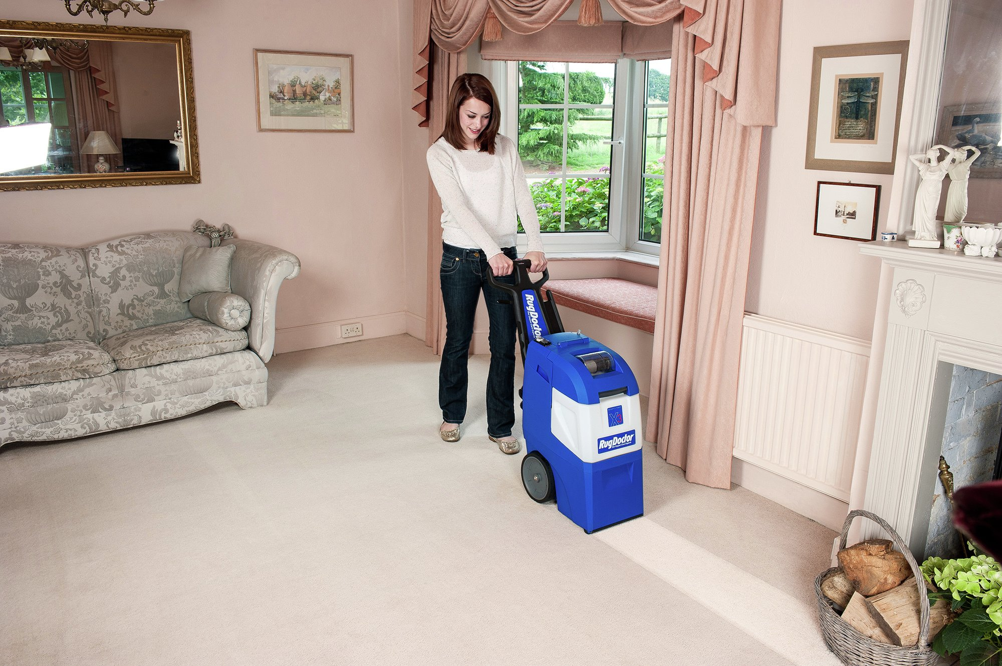 Buy Rug Doctor Mighty Pro X3 Carpet Washer Carpet Cleaners Argos