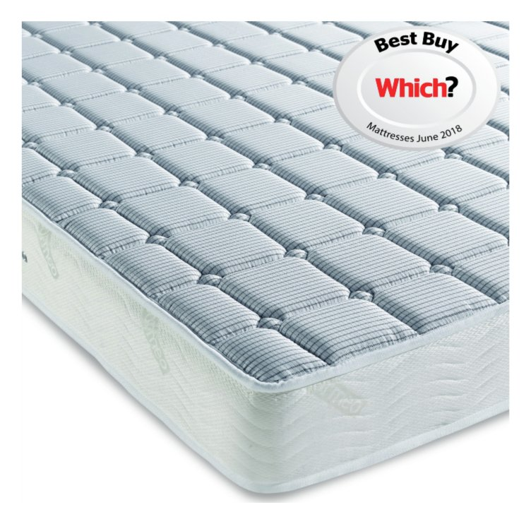 Dormeo Memory Plus Mattress Double Mattress The