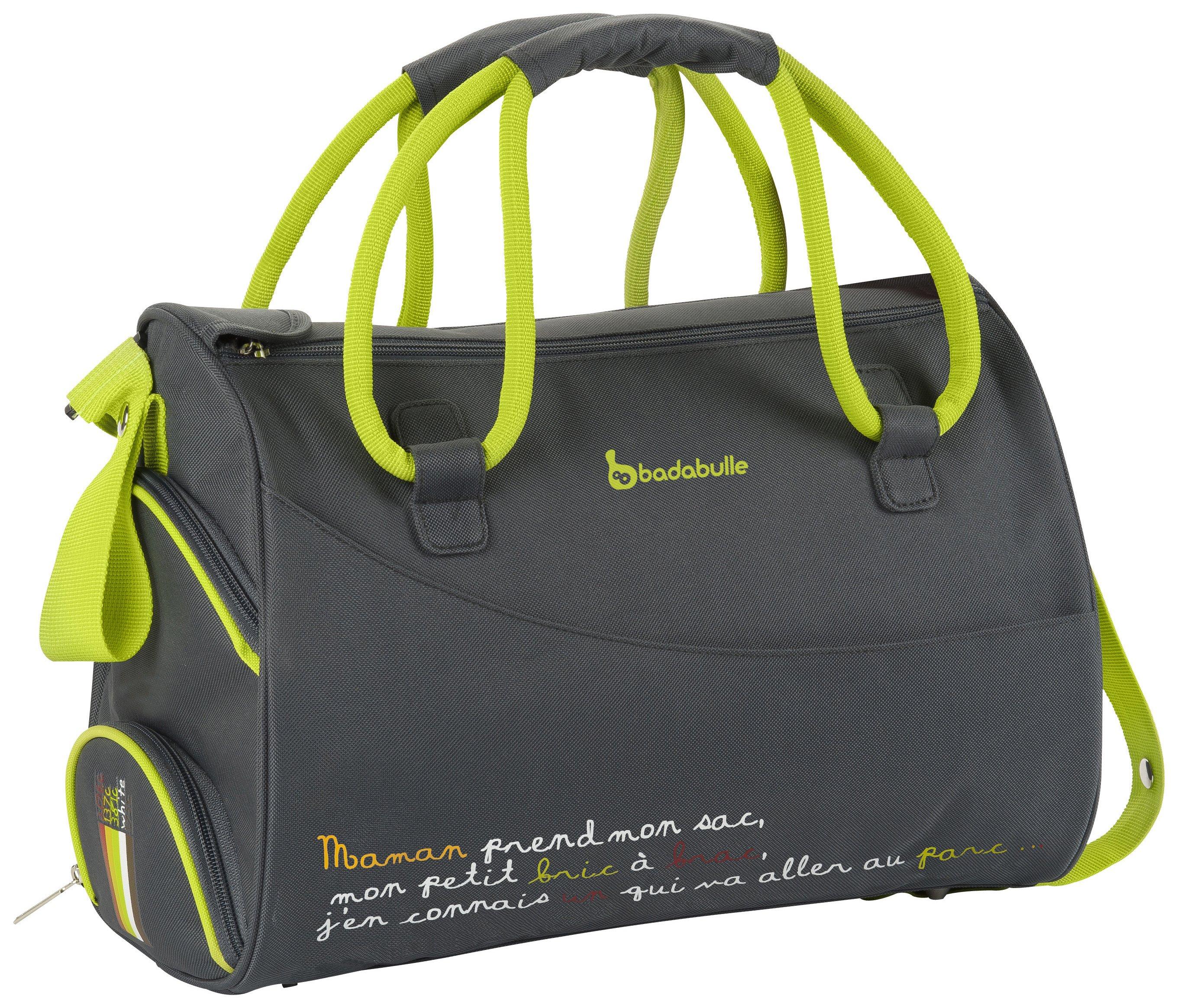 Image of Badabulle Bowling - Changing Bag - Green