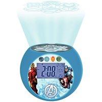 Avengers Projector Radio Alarm Clock.