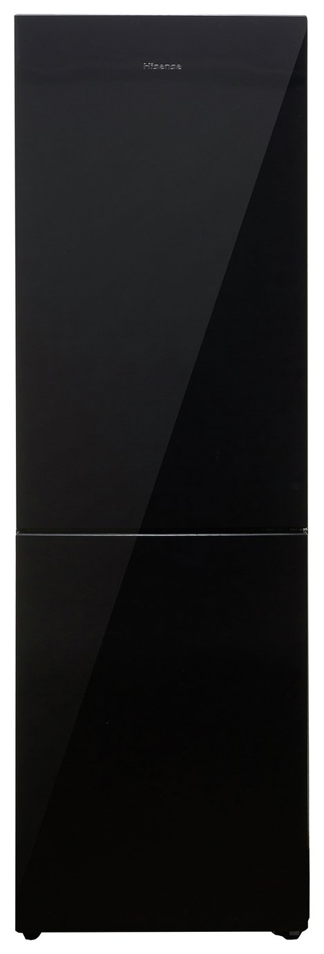 Image of Hisense RB403N4EB1 Fridge Freezer - Black