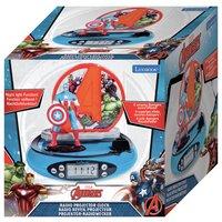 Avengers Radio Projector Alarm Clock
