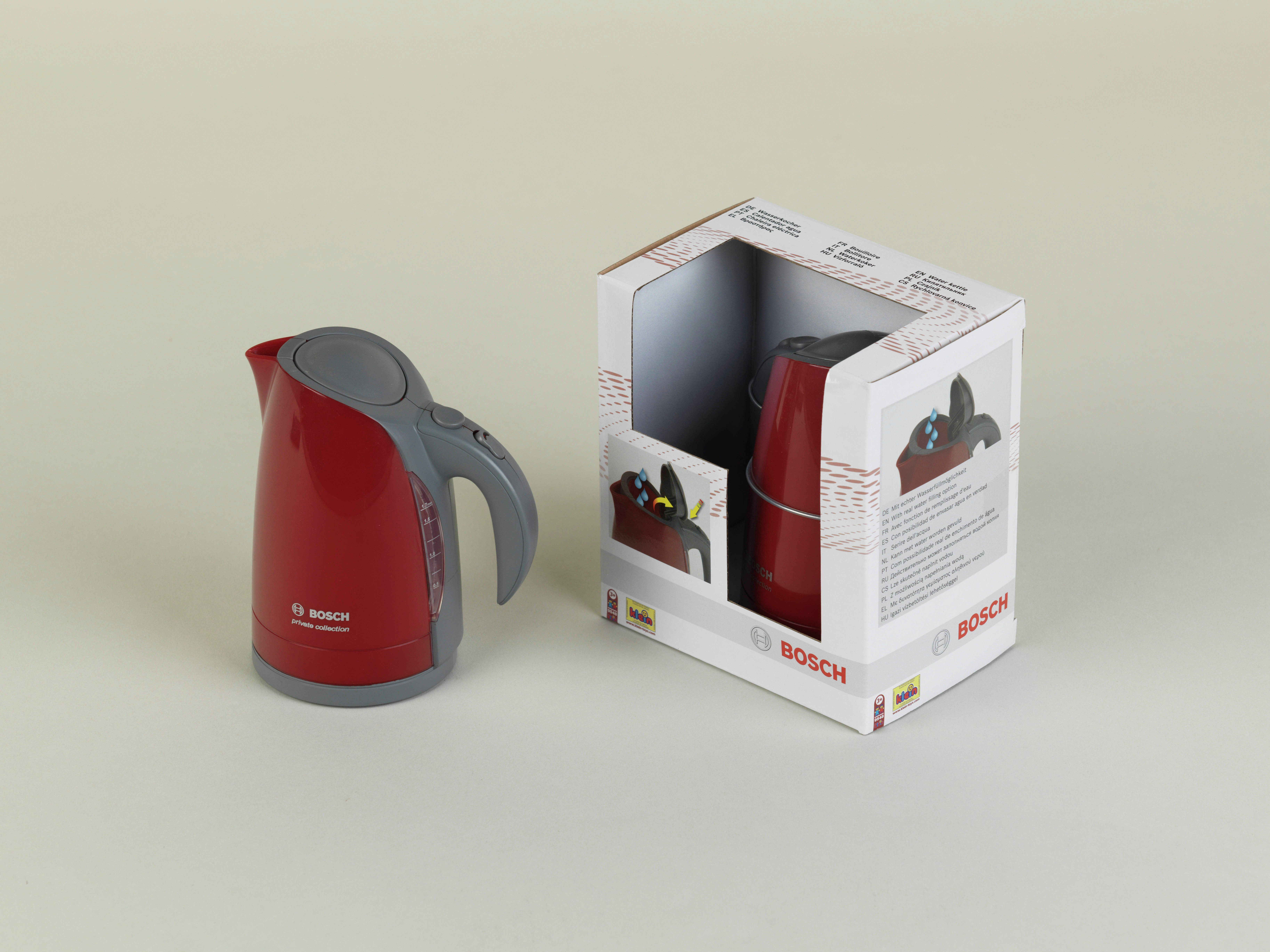 Image of Bosch Toy Kettle.